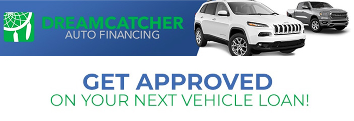 Dreamcatcher Auto Finance Pioneer Chrysler Jeep