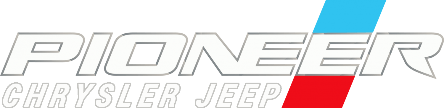 Pioneer Chrysler Jeep Footer Logo